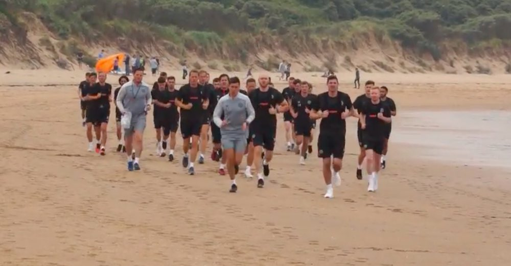 """Jim Jeffries argues nonsense over """"outdated"""" exercise on the dunes in Gullane-Hearts News"""