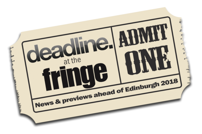 Edinburgh Fringe Previews 2018 - Logo