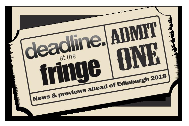 Edinburgh Fringe Previews 2018 - Logo