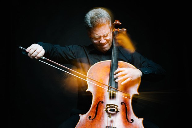 Cello On Fire At Edinburgh Fringe 2018