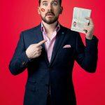 Chris Henry | Around the World in 80 Dates | Edinburgh Fringe Festival Preview of Show