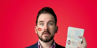 Chris Henry | Around the World in 80 Dates | Edinburgh Fringe Festival Preview of Show
