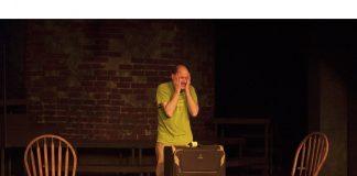 Middle East Peace David Kaye 2018 Edinburgh Festival Fringe Show Preview