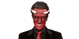 Marcus Brigstocke Devil May Care Edinburgh Fringe 2018