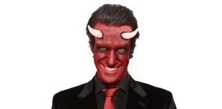 Marcus Brigstocke Devil May Care Edinburgh Fringe 2018