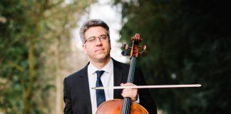 Cello On Fire At Edinburgh Fringe 2018