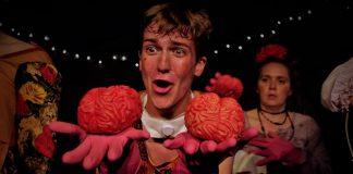 Madame Fanny Du Thé   Riddlesticks Theatre   Edinburgh Fringe Show Preview 2018