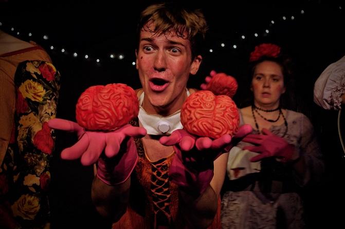 Madame Fanny Du Thé | Riddlesticks Theatre | Edinburgh Fringe Show Preview 2018