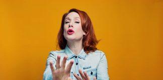 Sara Barron - For Worse - Edinburgh Fringe 2018