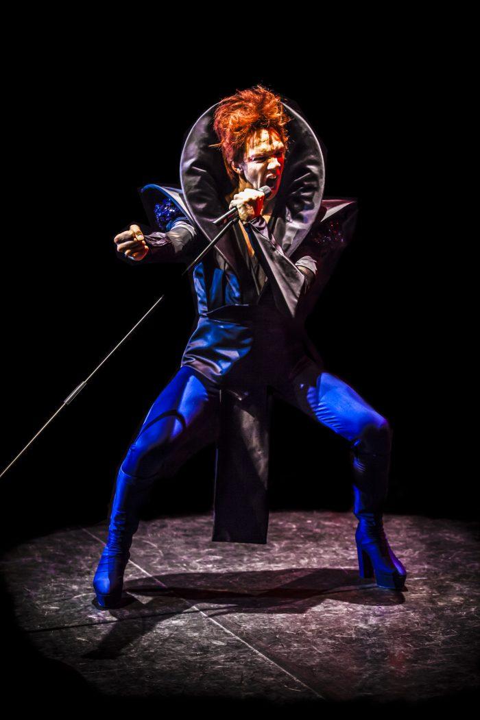 Sven Ratzke 'Starman' - at the Edinburgh Fringe Festival
