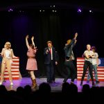 Trump'd! the musical coming to Edinburgh Fringe 2018