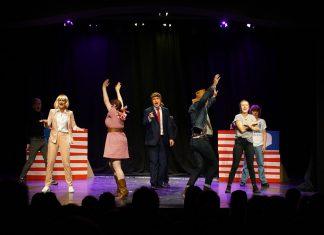 Trump'd! the musical coming to Edinburgh Fringe 2018