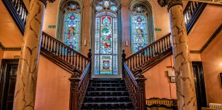 Picture of stained glass- Business News Scotland