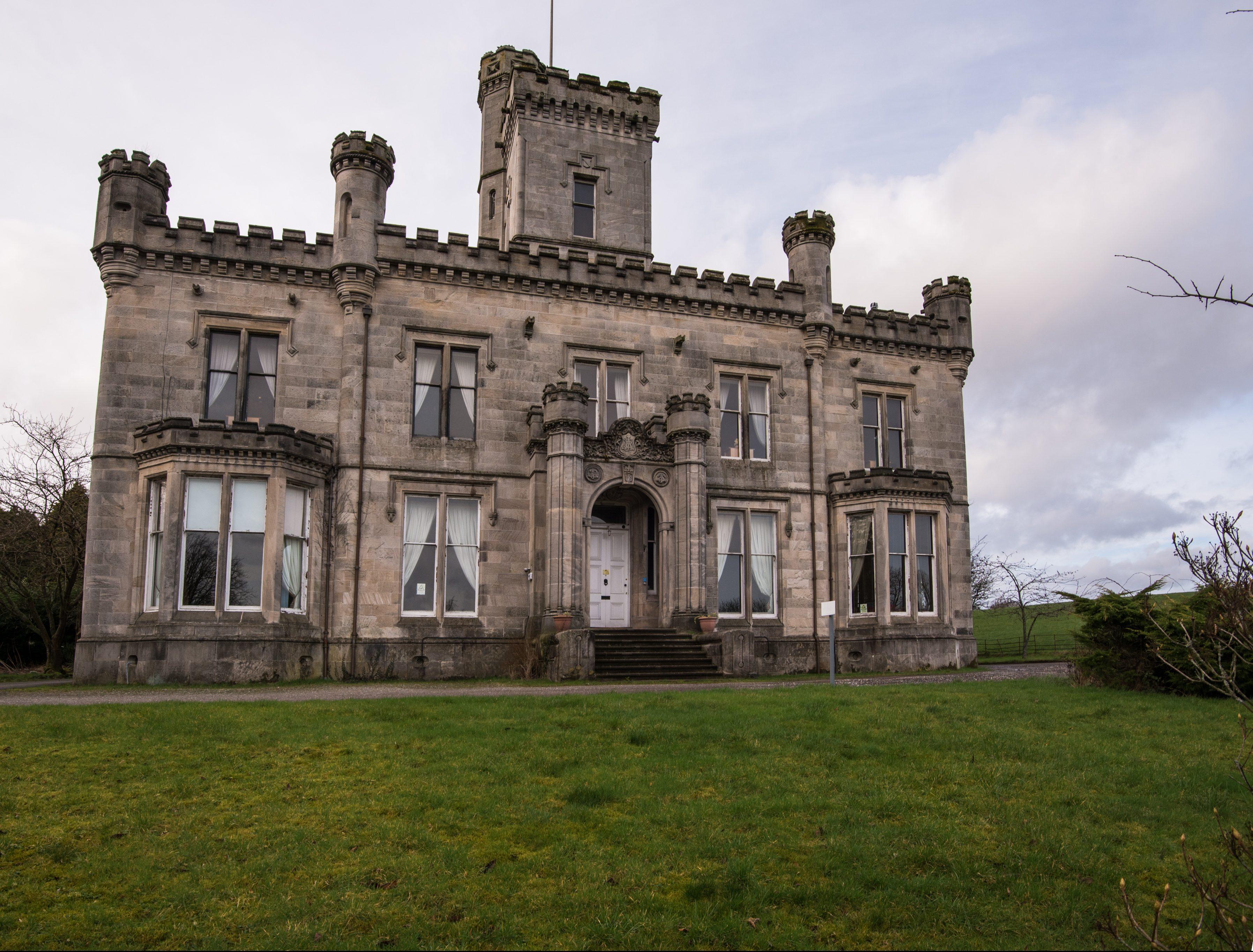 Dalmoak Castle in Dumbarton-Business News Scotland