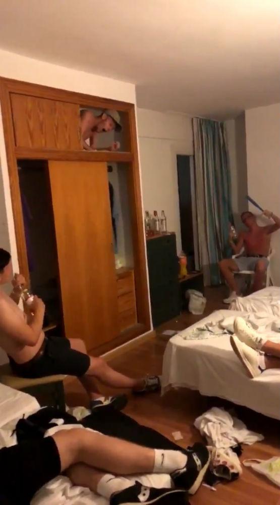 Are naked scottish lads speaking