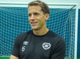 Hearts defender Christophe Berra   Hearts news