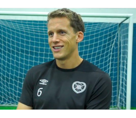 Hearts defender Christophe Berra | Hearts news