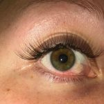 Sophie's eyelashes - Viral News