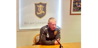 Gary Holt speaks at the Tony Macaroni Arena | Livingston news