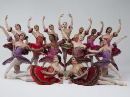 Review of the Les Ballets Trockadero de Monte Carlo by dance critic, Morag Phillips for Deadline News