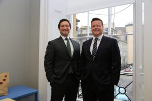 Glen Gilson and Matthew Gray of Scottish legal firm Gilson Gray