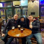 The engineers invited homeless man out for pint after being refused entry at Walkabout