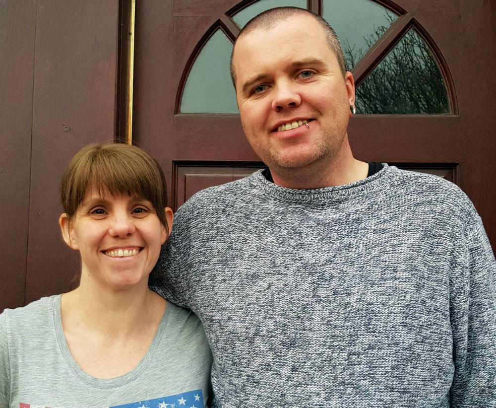 Paul and Lynette Keen