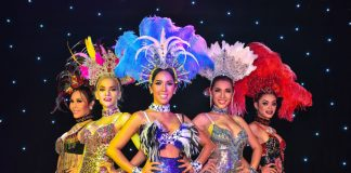 The Ladyboys of Bangkok on their 2018 Wonder Women Tour