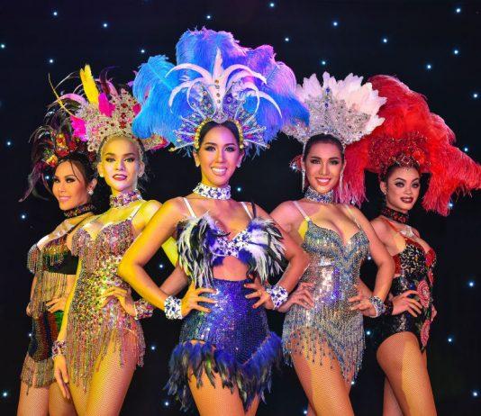 The Ladyboys of Bangkok on their 2018 Wonder Women Tour