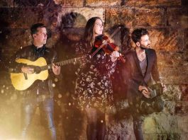 Talisk will play with the Adam Sutherland band at The Queen's hall as part of Edinburgh Tradfest 2019