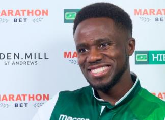 Former Hibs midfielder Gael Bigirimana | Hibs news