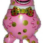 Mr blobby balloon