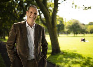 Peter Flett from University of Edinburgh Business School