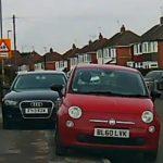 stolen car handbrake turn