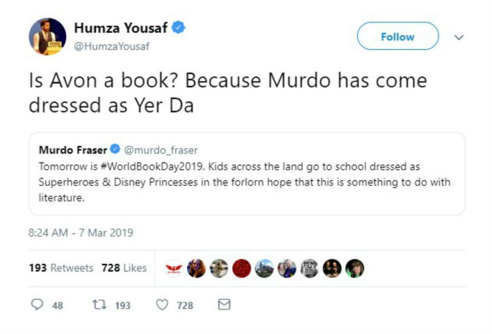 Scottish justice secretary branded