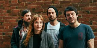 Lankum will play at Queen's Hall on the opening night. (C) Miguel Ruiz