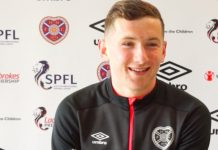 Bobby Burns during his two years at Hearts | Hearts news
