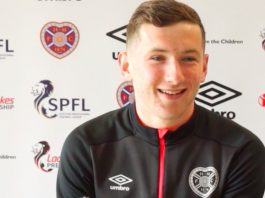 Bobby Burns during his two years at Hearts   Hearts news