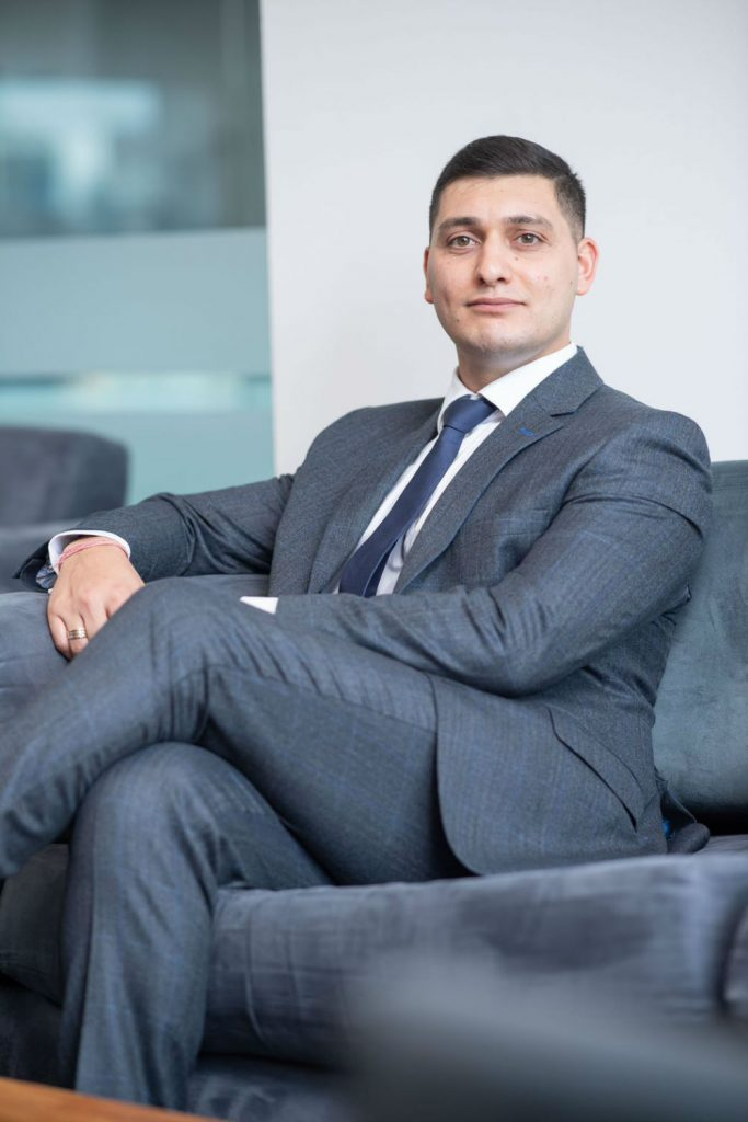A FORMER aircraft engineer has launched an online and distance learning model for the airline industry after being inspired by his own time at The Open University. Claudio Marturano, 32, was the chief engineer for Bombardier Q400 and completed an MBA part-time while managing over 200 employees and 15 aircrafts.