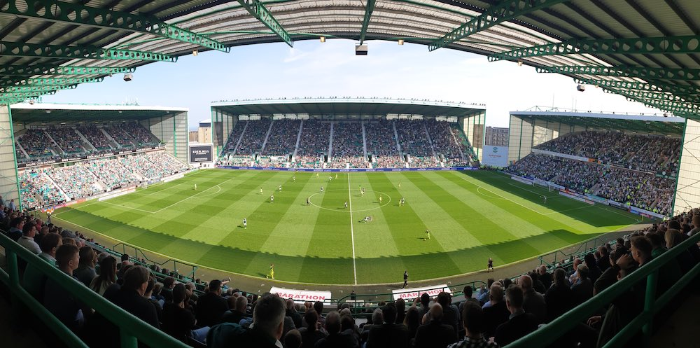 Easter Road- Hibernian News