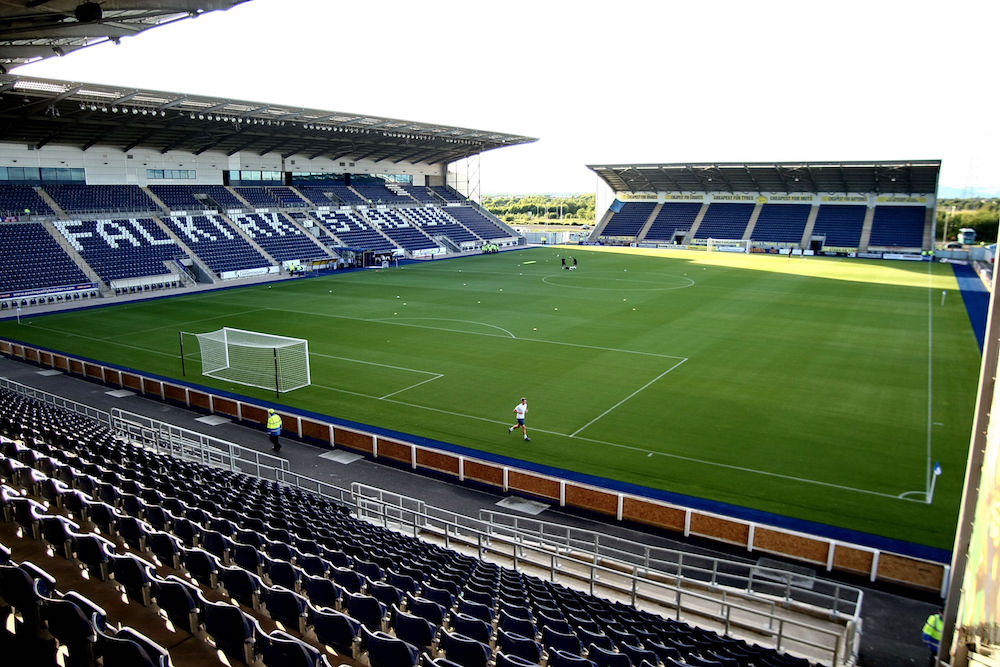 Falkirk have been boosted by the news of significant investment | Falkirk news