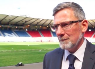 Former Hearts manager Craig Levein   Hearts news