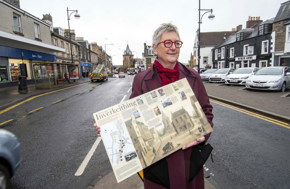 A £4.4 million funding boost for regeneration projects in Scotland's historic heartlands was announced today by Historic Environment Scotland.  The investment, which is part of the eighth round of the Conservation Area Regeneration Scheme (CARS), will be split between Inverkeithing, Hawick, Lochgilphead and Mauchline and will benefit a number of projects including an investment in one of Scotland's best surviving Victorian high streets and investment in one of Ayrshire's more hidden historic links to Burns.