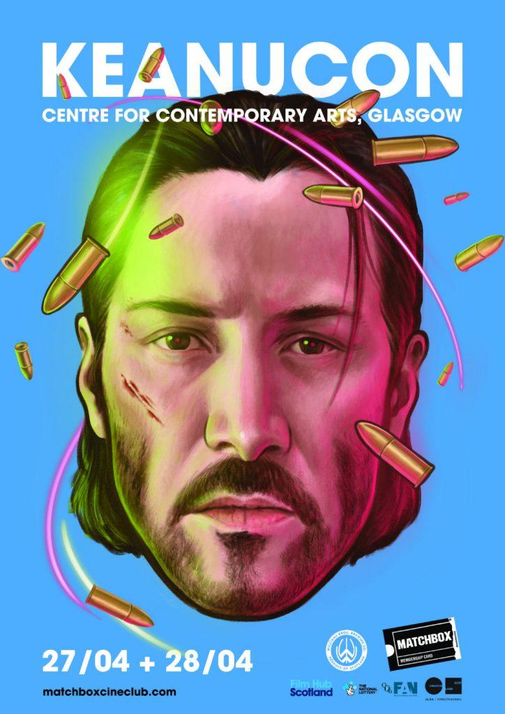 Keanu Reeves Festival hosts UK premiere