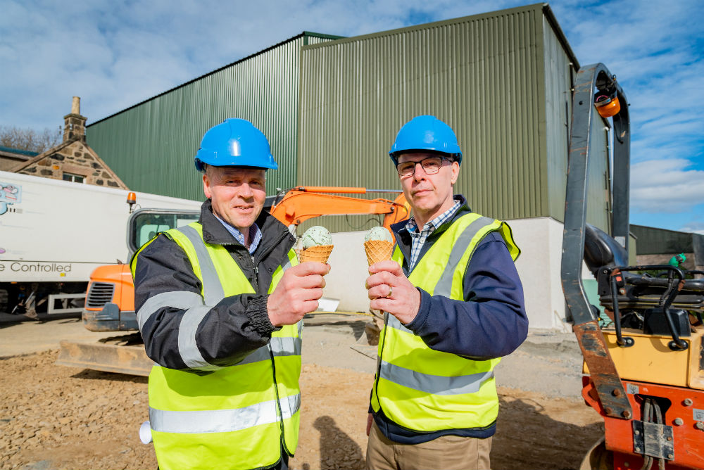 Mackie's of Scotland will install one of the most sophisticated green refrigeration systems in a £4 million project to drastically reduce their carbon footprint. The £4 million has come from a Bank of Scotland loan and Scottish Government Government's Low Carbon Infrastructure Transition Programme