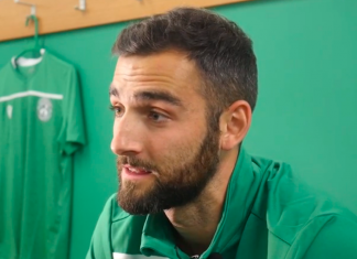 Departed Hibs defender Adam Jackson, now at Lincoln City   Hibs news