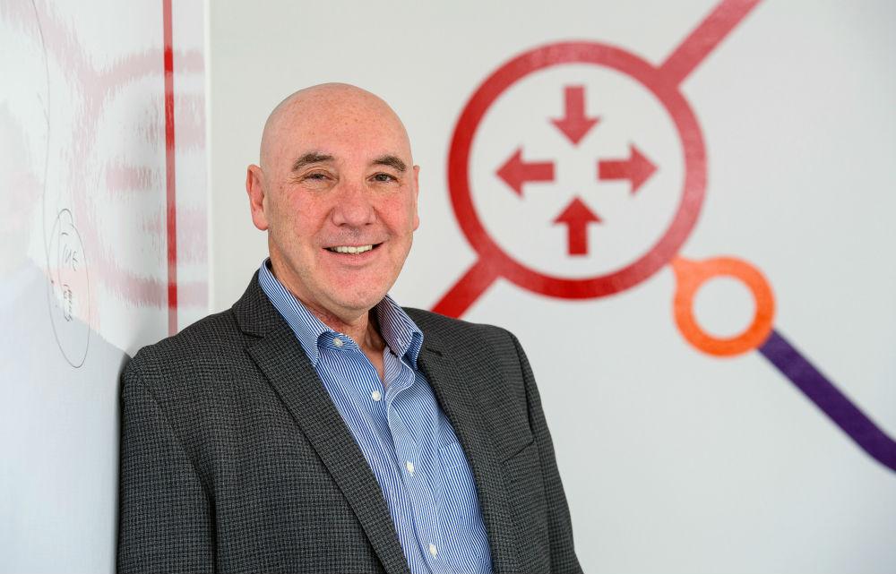 Commsworld chief Executive Ricky Nicol