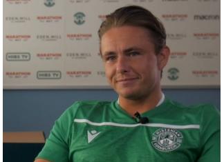 Scott Allan has been scouting for Hibs | Hibs news