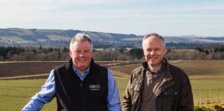 SoilEssentials directors Directors Jim Wilson and Robert Ramsay