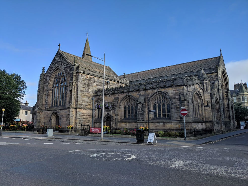 Holy Trinity as it looks today
